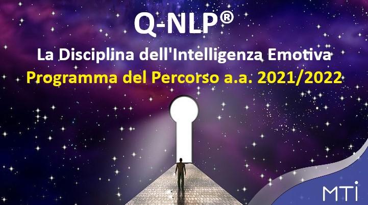 Q-NLP® – Il Corso 2021/2022